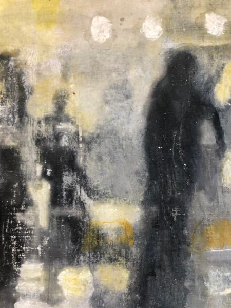 Detail uit 'Aankomst en vertrekhal.'